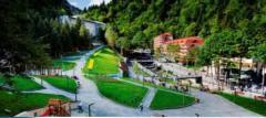 Sairme resort mineral waters