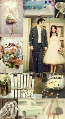 Wedding day design organizational services