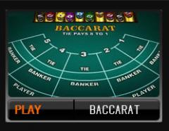Online Baccart