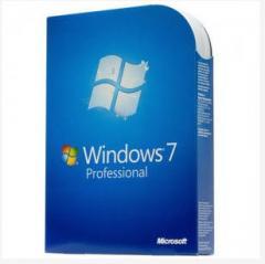 Microsoft Windows Professional 7