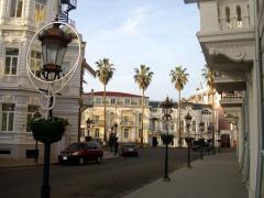 Batumi- city and port in Georgia, on the Black Sea coast and capital of Adjara main tourist center of modern Georgia