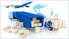 Услуги порта, склада и брокера