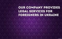 Legal Services To Ukraine