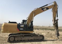 Rent of Earthmoving Machinery
