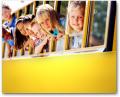 Cheerful  Bus